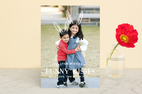 Bunny Kisses Easter Cards
