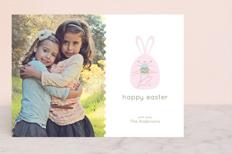 Easter Rabbit Easter Cards