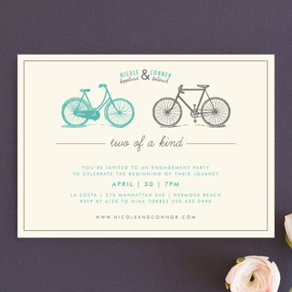 wedding engagement party invitations
