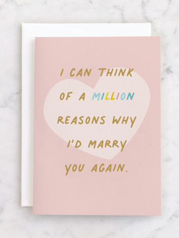 Marry You Again