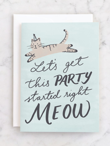 Party Meow