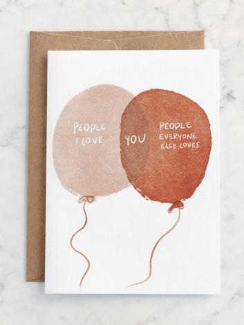 Venn Balloons