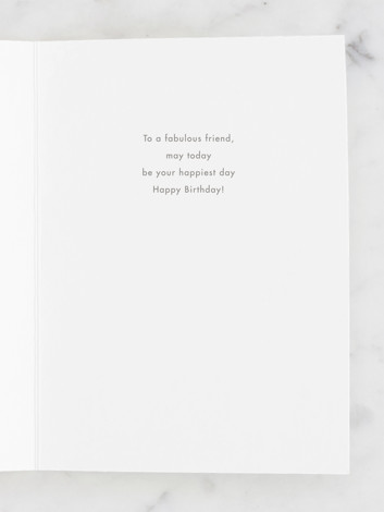 The Happiest Birthday