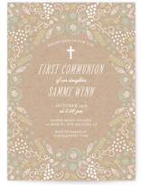 Communion Floral