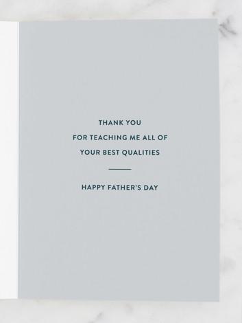 Dad Qualities