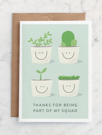 Succulent Squad