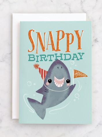 Snappy Birthday