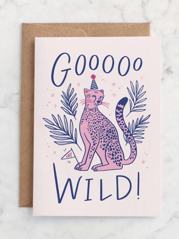 Goooo Wild