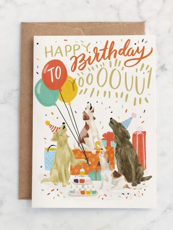 Birthday Howls