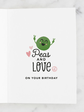 Peas and Love