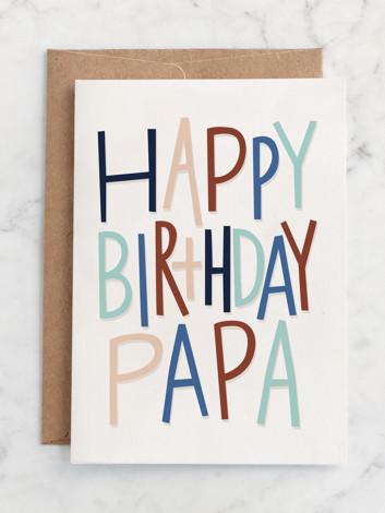 Papa's Birthday