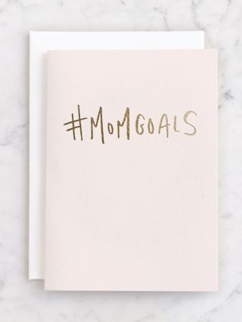 #momgoals