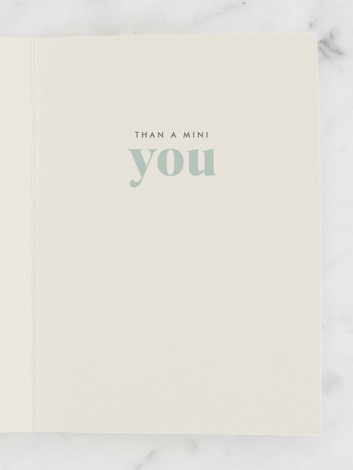 A mini you