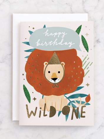 Happy Birthday Wild One