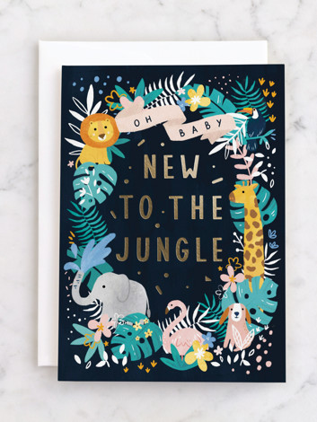 New to the jungle
