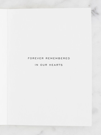 Forever Remembered