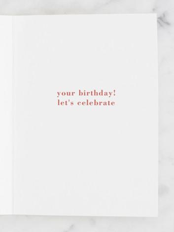 Birthday Gratitude
