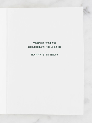 Celebrate You Twice