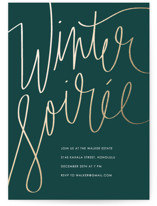 Winter Soiree