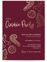 Holiday Cookie Party by Bethany McDonald