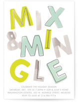 Mix and Mingle