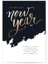 New Year Splat by Lea Velasquez