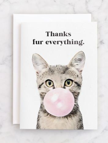 Bubblegum Animals: Cat