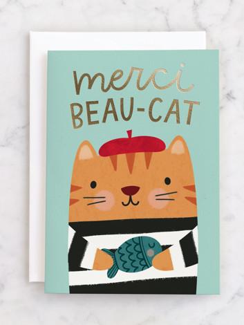 Merci Beau-cat