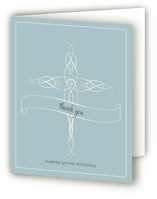 Delicate Cross by Carrie Eckert
