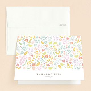 HAPPY First Holy Communion Thank You Cards