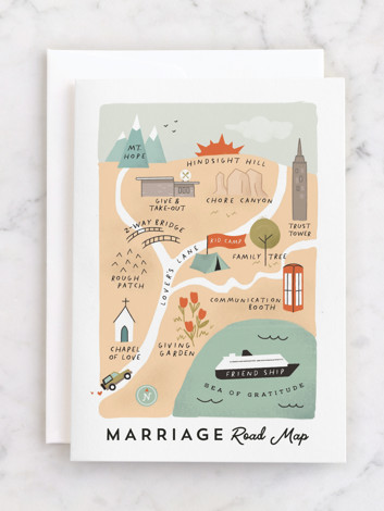 Marriage Road Map
