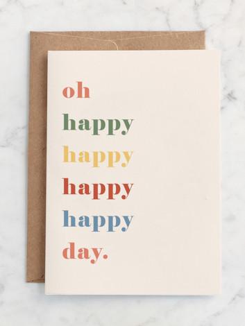 Happy Happy Day