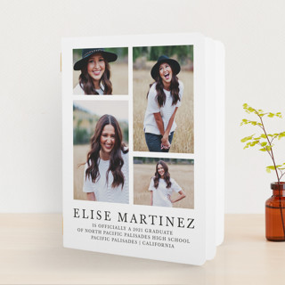 Photo Collage Graduation Booklette™ Cards