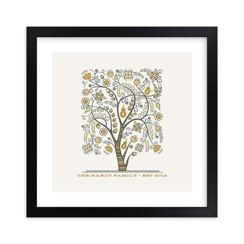 """Tree of Life"" by Kimberly Morgan in beautiful frame options and a variety of sizes."