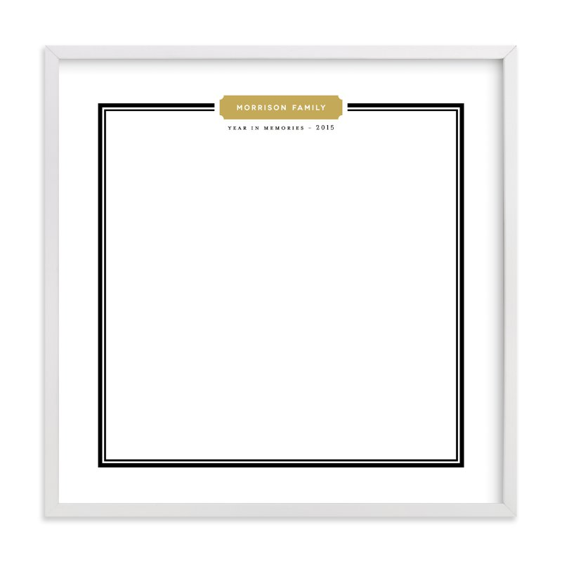 """""""Crisp Lines Keepsake"""" by Alethea and Ruth in beautiful frame options and a variety of sizes."""
