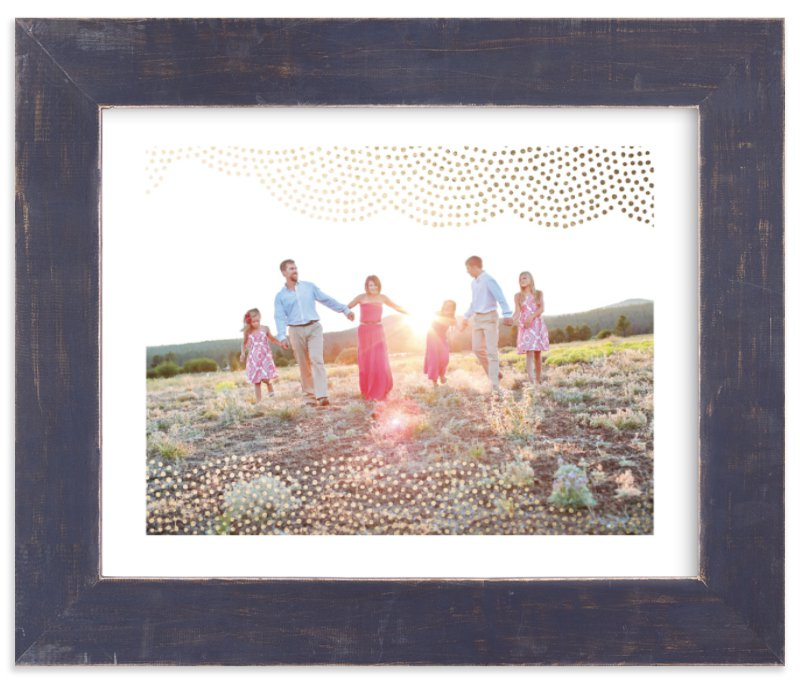 """""""Majestic"""" - Foil Pressed Photo Art Print by Oscar & Emma in beautiful frame options and a variety of sizes."""