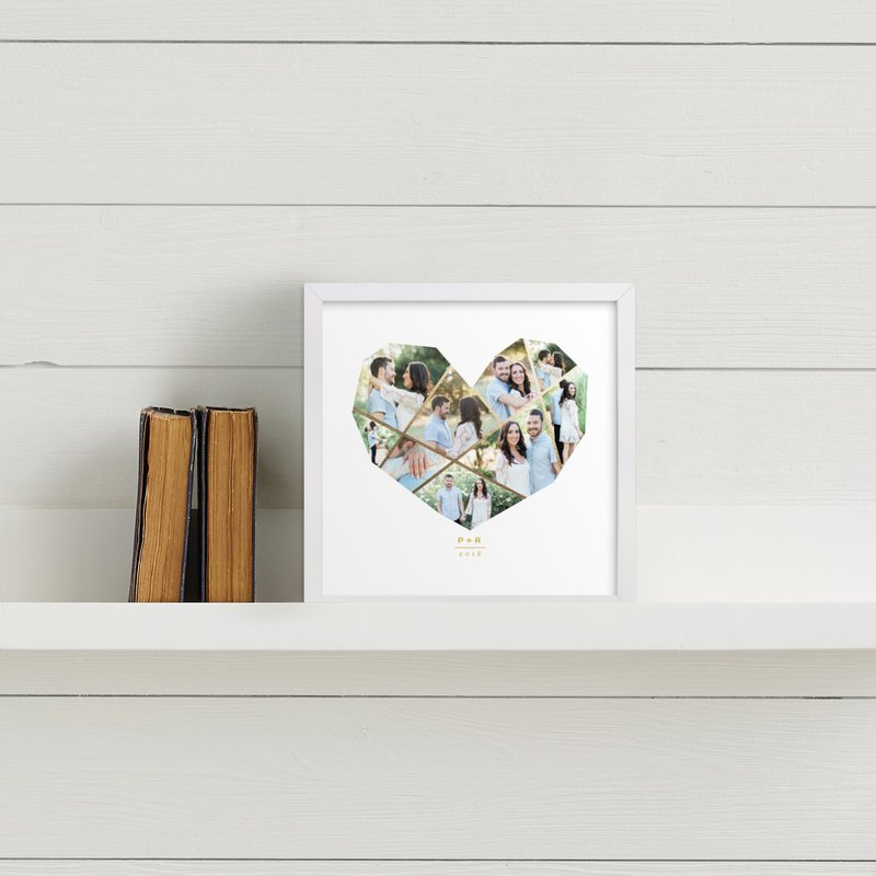 Complete Love - family picture frames