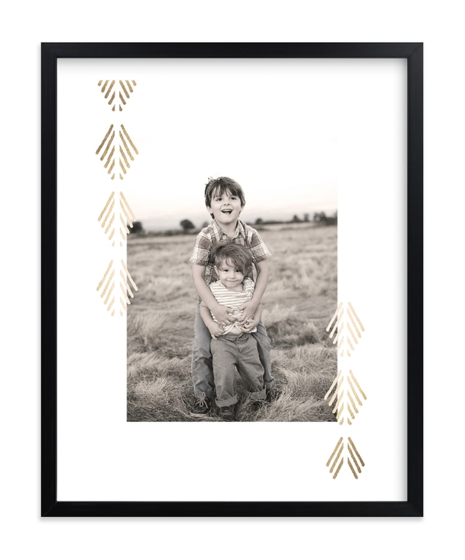 """""""Kindred"""" - Foil Pressed Photo Art Print by Jennifer Lew in beautiful frame options and a variety of sizes."""