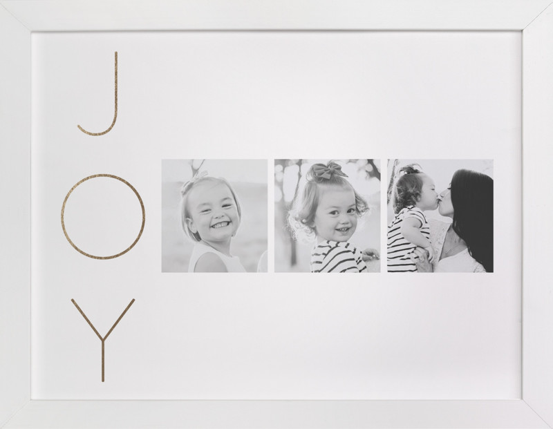 Elegant Mom Made Personalized Photo Gift