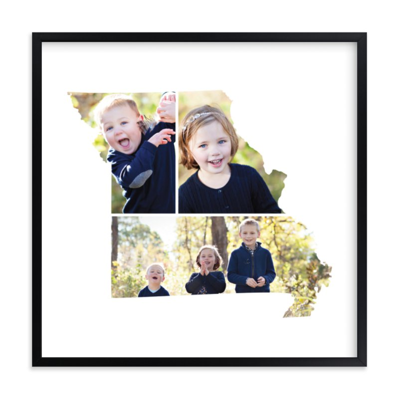 """""""Missouri Love Location"""" - Custom Photo Art Print by Heather Buchma in beautiful frame options and a variety of sizes."""