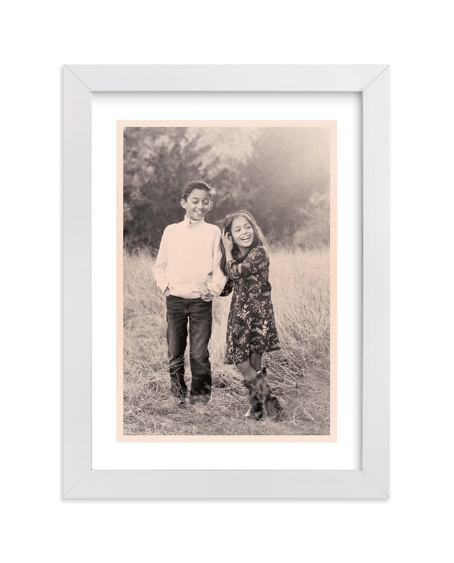 """""""Present - Portrait"""" - Custom Photo Art Print by Jennifer Lew in beautiful frame options and a variety of sizes."""