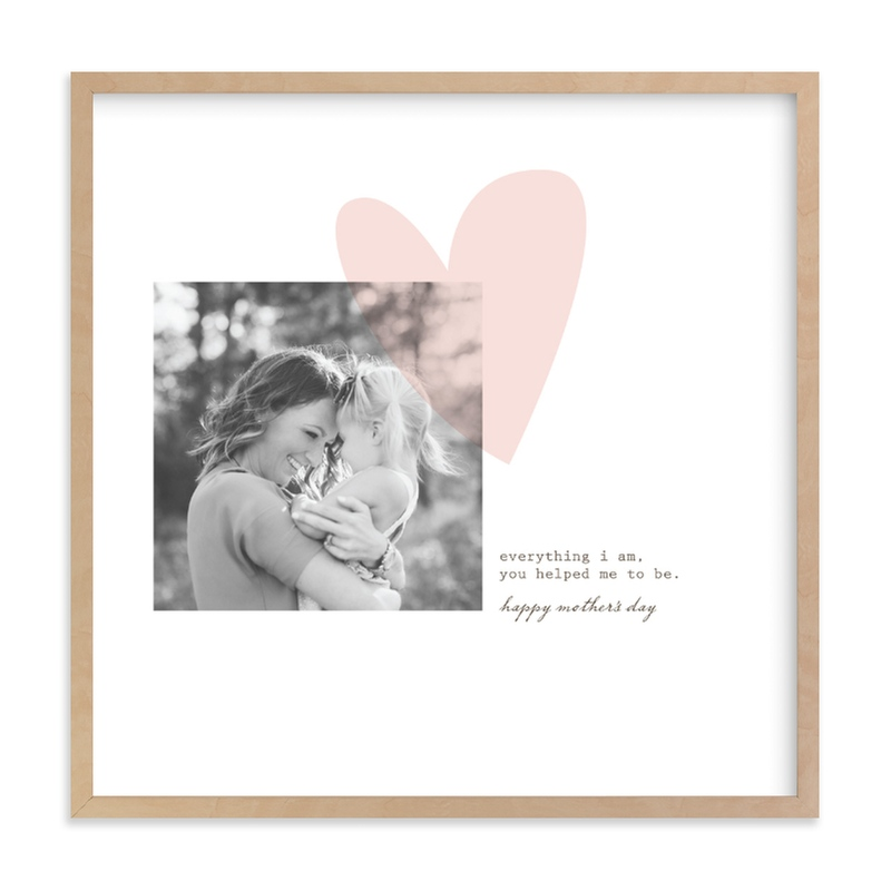 """""""Simply Love"""" - Custom Photo Art Print by Aspacia Kusulas in beautiful frame options and a variety of sizes."""