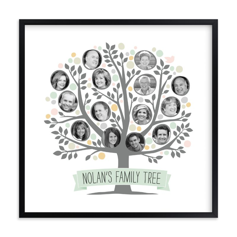 Precious Family Tree - family picture frames
