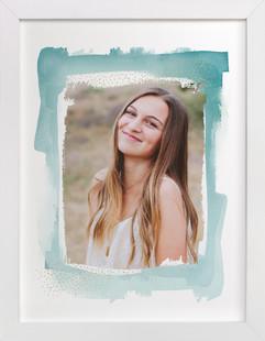 Soft Frame Custom Photo Art Print