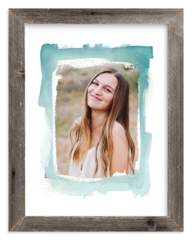 Soft Frame - photo collage wall decor