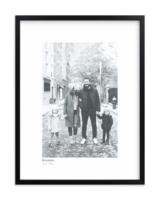 """""""Zine"""" - Custom Photo Art Print by Jack Knoebber in beautiful frame options and a variety of sizes."""