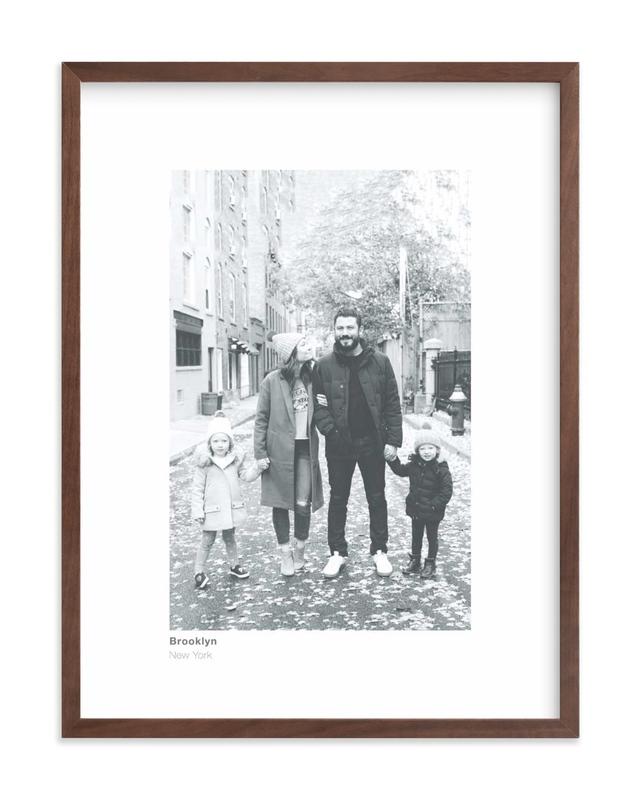 Zine Custom Photo Art Print