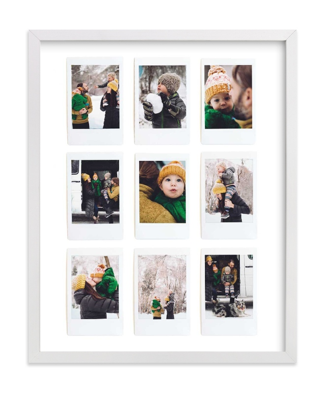 """Instant Gallery"" - Custom Photo Art Print by Olivia Kanaley in beautiful frame options and a variety of sizes."