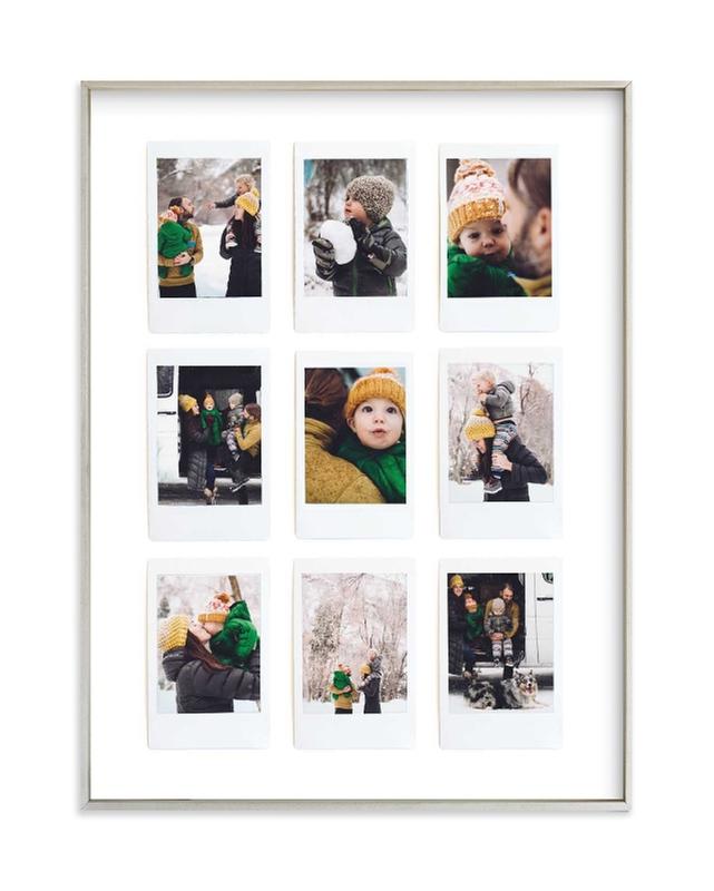 Instant Gallery Custom Photo Art Print