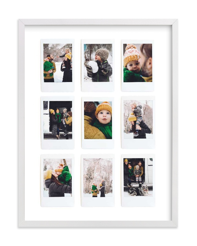 Instant Gallery Custom Photo Art Print